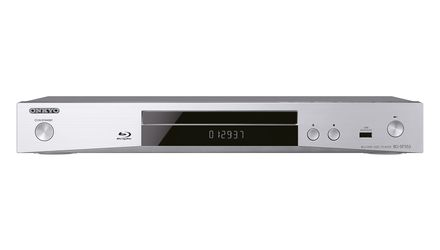 BD-SP353-S, Blu-ray Player, silber